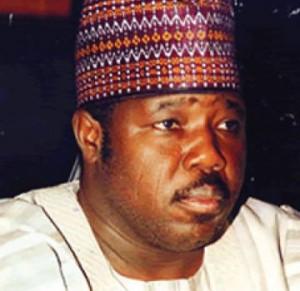 former Borno State governor, Ali Modu Sheriff