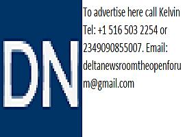 Delta newsroom logo