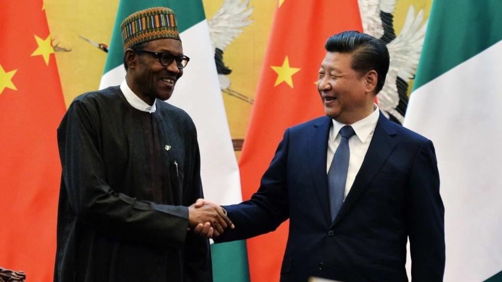 buhari and chinese leader