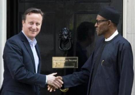 buhari and cameron