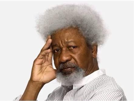 "WOLE SOYINKA EXPOSES BUHARI'S HYPOCRISY, SAYS ""YOU CAN'T HONOUR ABIOLA AND PRAISE HIS TORMENTOR"""