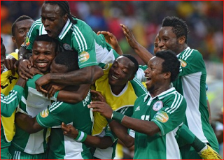 NIGERIA LOOKING GOOD FOR WORLD CUP – BEATS CAMEROON 4-0