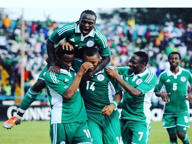 NIGERIA, FIRST AFRICAN TEAM TO QUALIFY FOR RUSSIA 2018 WORLD CUP