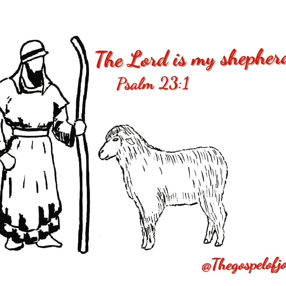 """CORRECT UNDERSTANDING OF PSALM 23: """"THE LORD IS MY SHEPHERD"""" by Senator Victor Oyofo"""