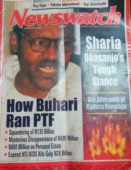 MUST READ: MASSIVE FRAUD IN BUHARI'S PTI REVISITED BY RAY EKPU, EX-NEWSWATCH PUBLISHER