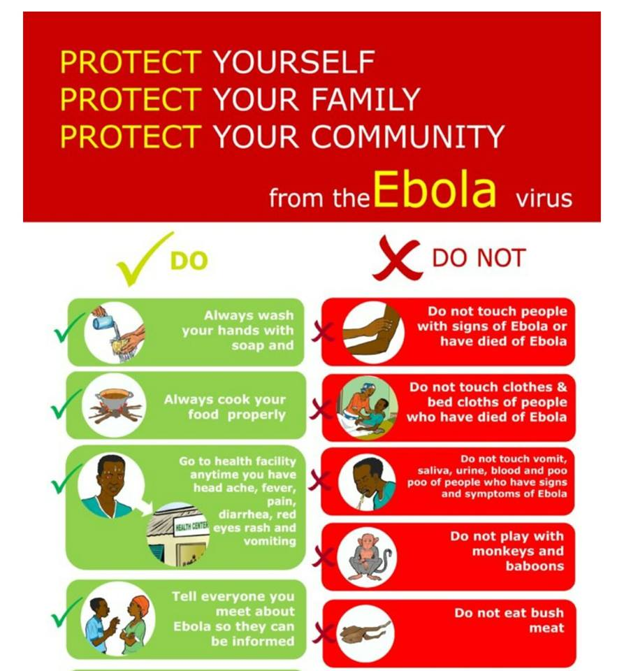 EBOLA RETURNS: HOW TO PROTECT YOURSELF, FAMILY