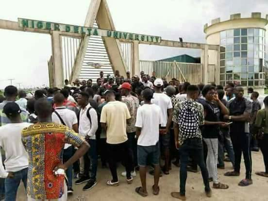 OUTRAGEOUS SCHOOL FEES INCREASE ATTEMPTS BY GOV. DICKSON TO KILL NIGER DELTA UNIVERSITY FOR HIS AFRICA UNIVERSITY – IPDI