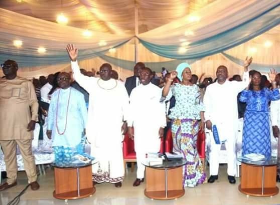 DEMOCRACY DAY: OKOWA PROMISES NEW ERA OF MORE REVENUE, PROJECTS FOR DELTA STATE