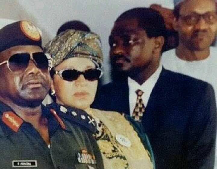EXCERPTS FROM THE BOOK(INSIDE ASO ROCK): THE DAY ABACHA DIED By Orji Ogbonnaya Orji