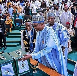 BUHARI REVEALS MASSIVE DISTORTION IN  2018 APPROPRIATION BILL BY NATIONAL ASSEMBLY(FULL TEXT)