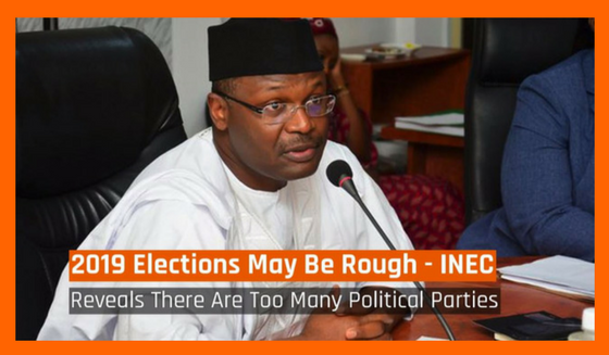 """2019: INEC STOPS USE OF INCIDENT FORMS, INTRODUCES """"SATELLITE TECHNOLOGY"""""""