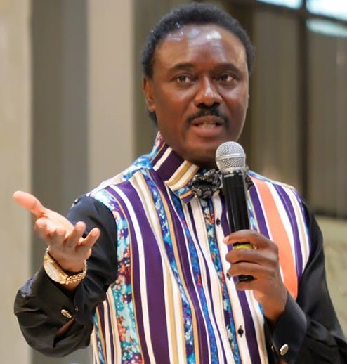 REV. CHRIS OKOTIE SAYS BUHARI'S ANTI-GRAFT WAR IS ENOUGH REASON TO RE-ELECT HIM; OR DO NIGERIANS NEED MORE JOBS AND STRONG INSTITUTIONS FIRST?