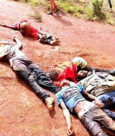 CAMEROON:  INDISCRIMINATE KILLINGS, TORTURE CONTINUE IN ANGLOPHONE REGIONS – Amnesty International