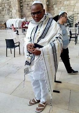 Anxiety as Nnamdi Kanu Reappears in Israel, What is he up to?