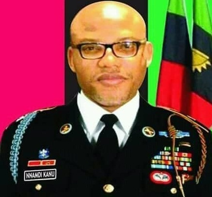Nnamdi Kanu Insists Biafra Must Be