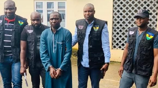 The Unfolding Grand  Conspiracy Between Criminals with Security Men in Nigeria  By Joseph Odok PhD