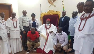 Threat to Peace: Uvwie Monarch Accuses NestOil Staff of Colluding with Misguided Persons