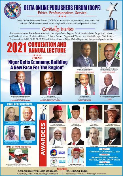 Nigerian Newspapers Headlines, Wednesday, 20th October 2021